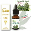 CBD CRYSTAL 100 K1 EXTRA SATIVA MR KRUSH